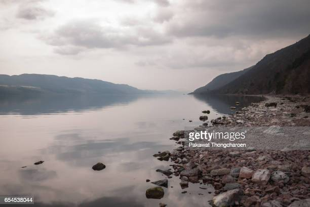loch ness, inverness, scottish highlands, scotland, uk - inverness scotland stock pictures, royalty-free photos & images