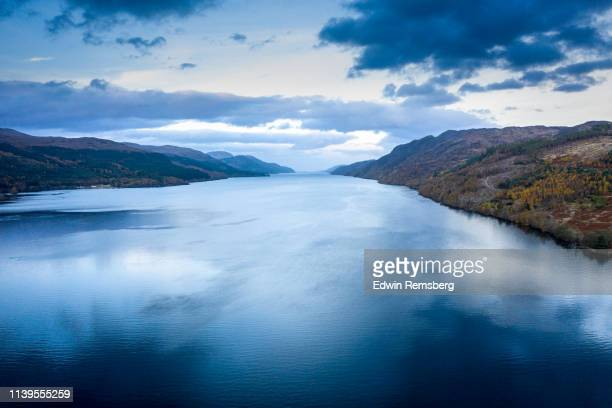 loch ness - freshwater stock pictures, royalty-free photos & images