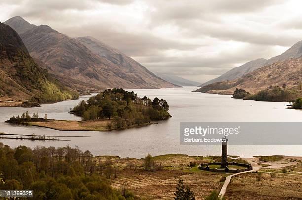 Loch Shiel & Monument