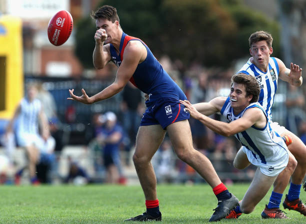 VFL Rd 4 - Coburg v North Melbourne Photos and Images