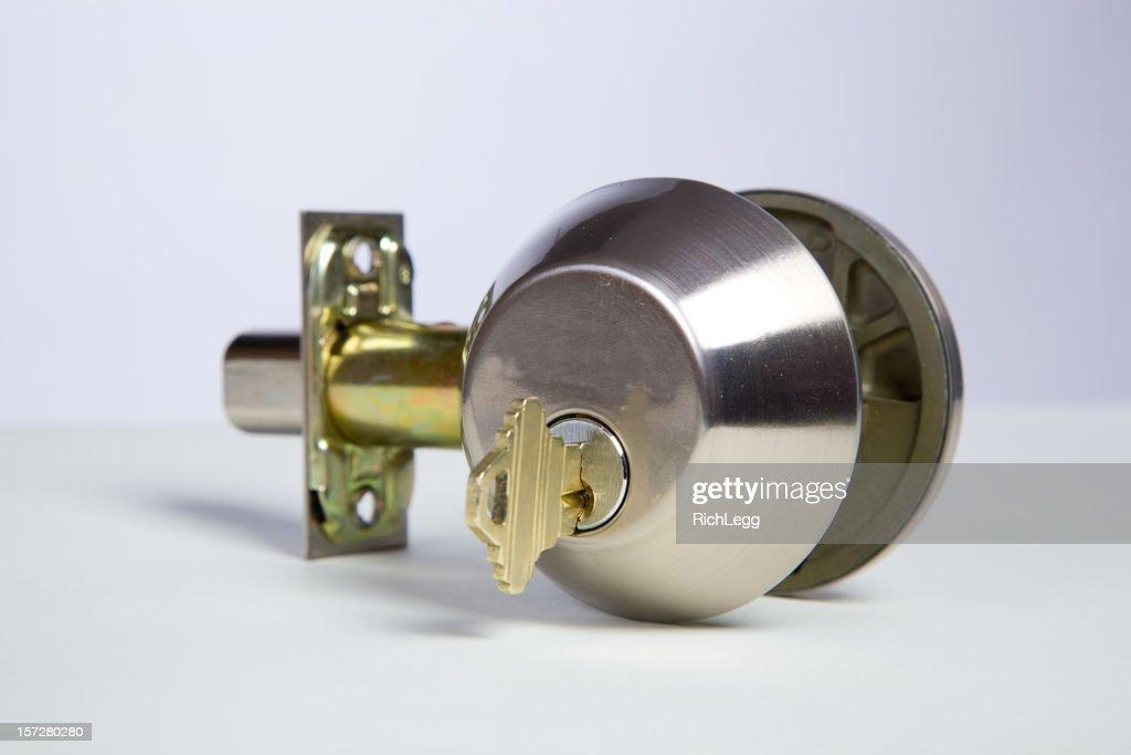 Lock and Key : Stock Photo