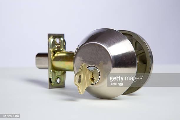 lock and key - locksmith stockfoto's en -beelden