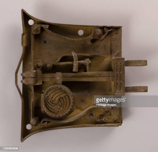 Lock, British, 15th century. Artist Unknown.