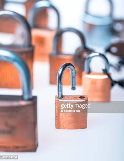 lock collection - massa stock pictures, royalty-free photos & images