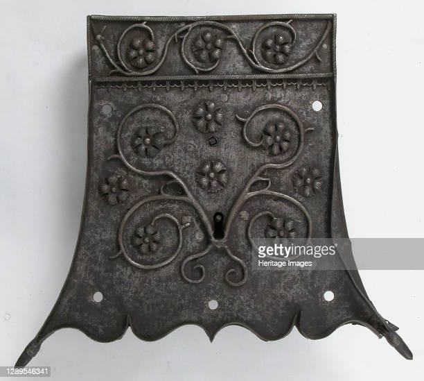 Lock, German, early 16th century. Artist Unknown.