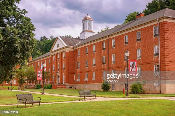 lock haven university of pennsylvania campus - pennsylvania stock pictures, royalty-free photos & images
