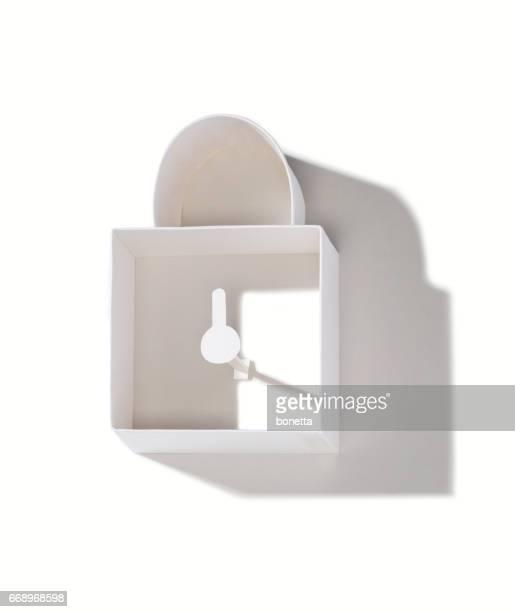 "Symbol ""Sperren"" (Lock)"