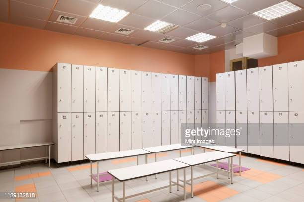 locker room - locker room stock pictures, royalty-free photos & images