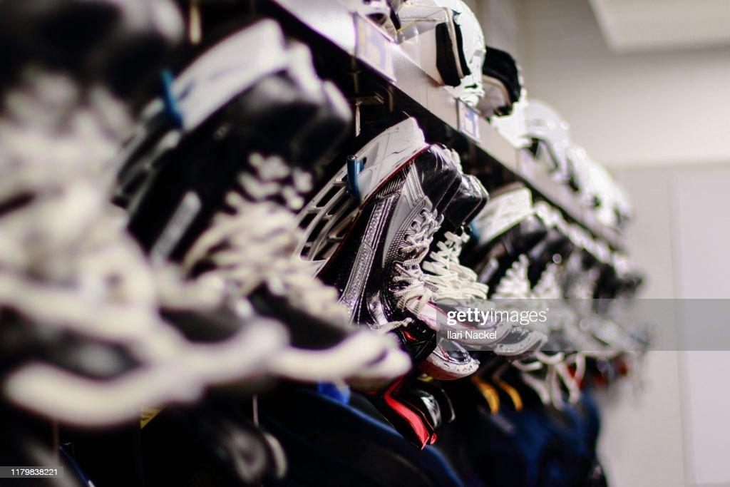 Locker room : Stock Photo