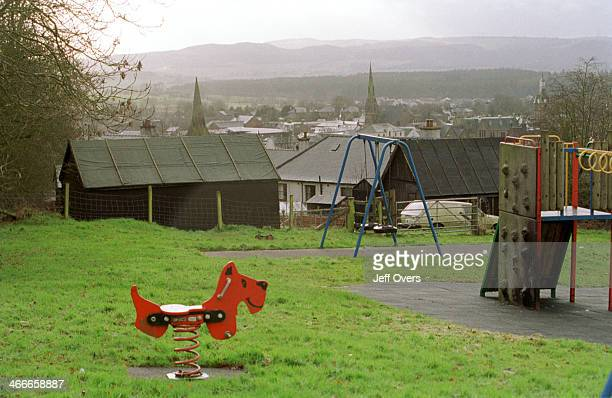 Lockerbie where Boeing 747 PAN AM flight 103 exploded over the scottish town as a result of a terrorist bombing killing all 259 on board as well as...