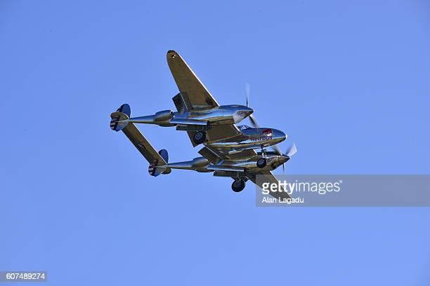 Lockheed P38 Lightning, U.K.