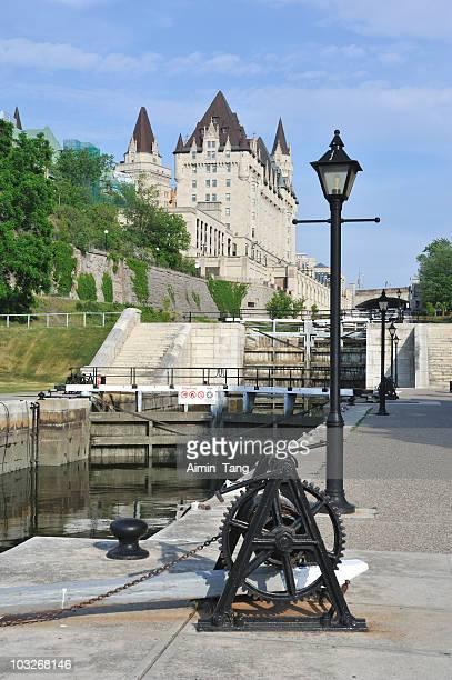 Locks of Rideau Canal, Ottawa, Canada