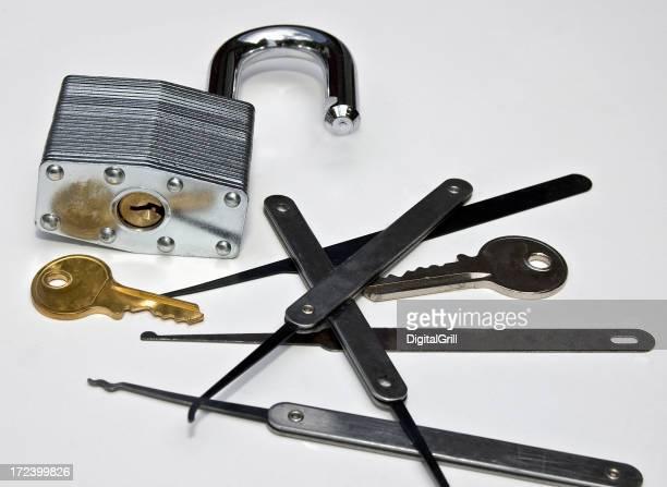 Locks, Picks and Keys