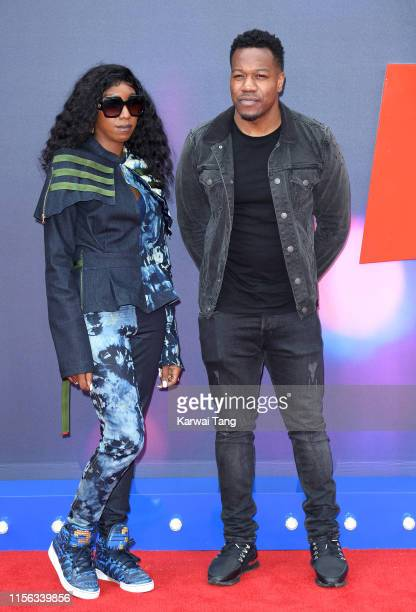 Locksmith attends the Toy Story 4 European Premiere at Odeon Luxe Leicester Square on June 16 2019 in London England