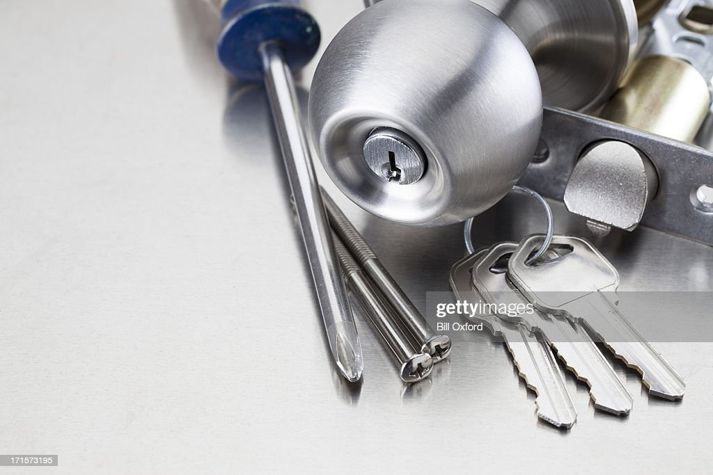 Locksmith Tools : Stock Photo