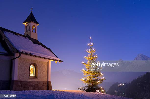lockstein chapel - bavaria stock photos and pictures