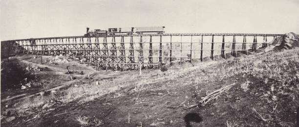 Railway Bridge Wall Art