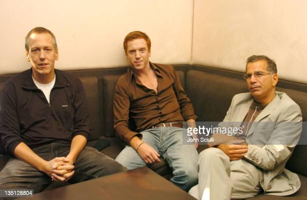 Lodge Kerrigan director Damian Lewis and Andrew Fierberg producer