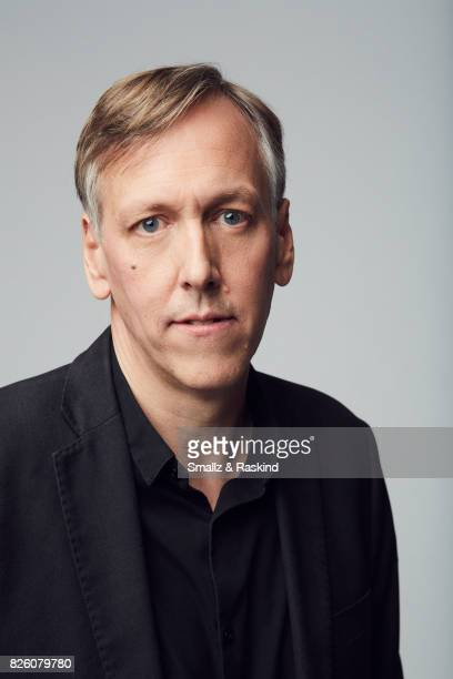 Lodge Kerrigan of Starz's 'The Girlfriend Experience' poses for a portrait during the 2017 Summer Television Critics Association Press Tour at The...
