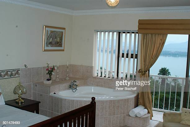 Lodge mit Whirlpool bei Hartbeespoort bei Pretoria Südafrika Afrika Reise BB DIG PNr 240/2006