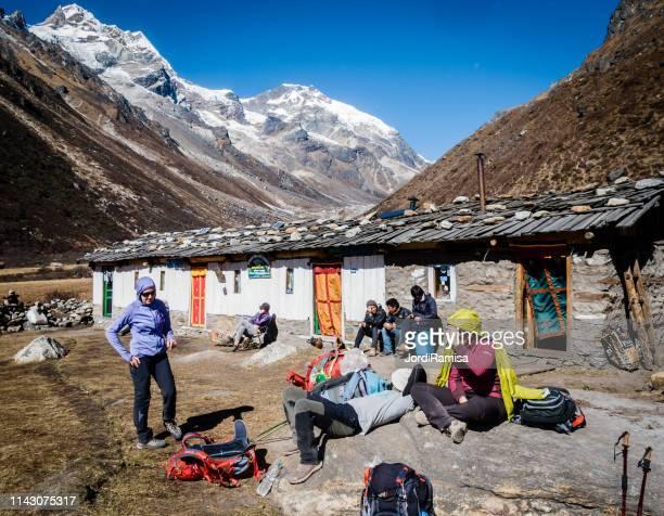 Lodge of Khambachen