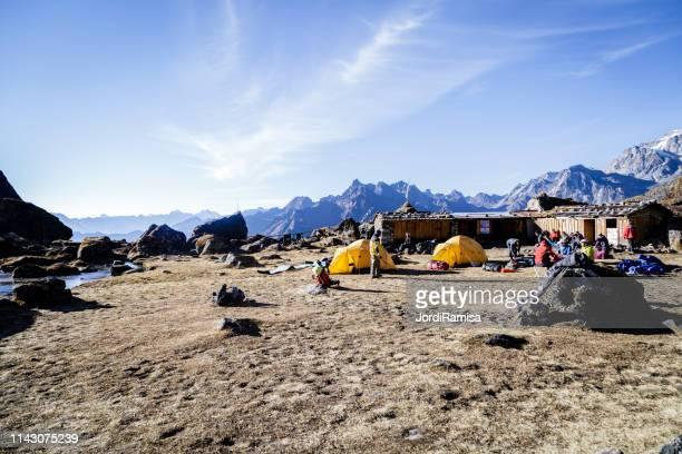 Lodge de Sellele (4,210 metros)