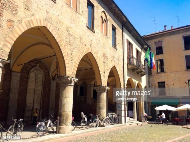 Lodi, Italy: Piazza della Vittoria