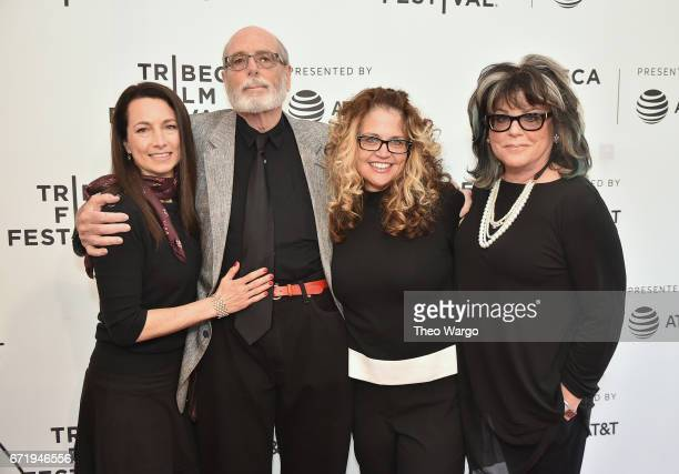 Lodi Loder Anthony Loder Wendy Colton and Denise Loder attend 'Bombshell The Hedy Lamarr Story' Premiere during the 2017 Tribeca Film Festival at SVA...