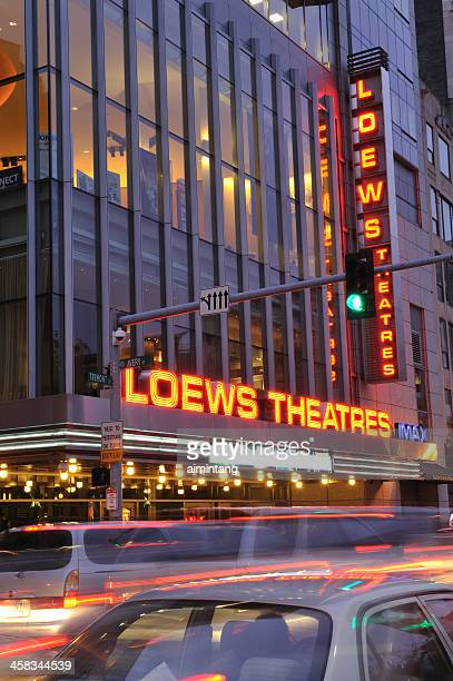 AMC Loews Theatres in Boston