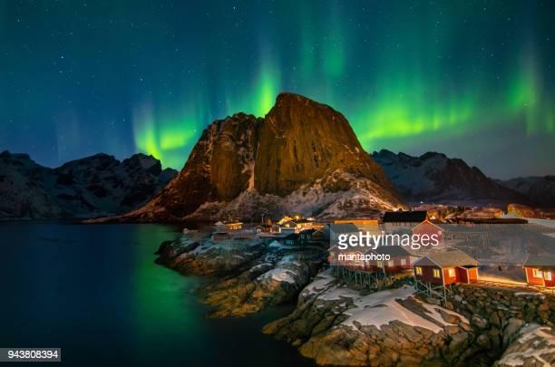 Lofoten Aurora, Norway