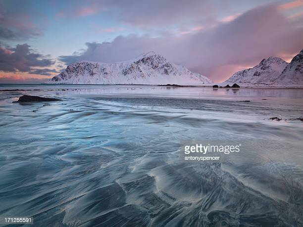 Lofoten Island Sunrise