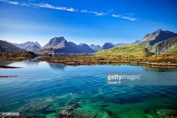 Lofoten, Landscape, Ramberg, Norway