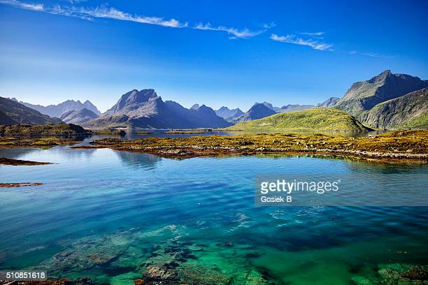 Lofoten 、風景、Ramberg ,Norway