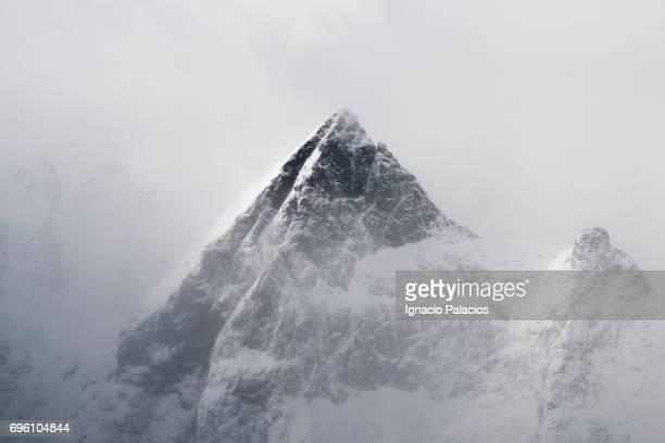 Lofoten Mountain Peaks