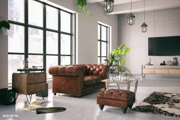 Chesterfield Sofa Stock Photos and Pictures | Getty Images