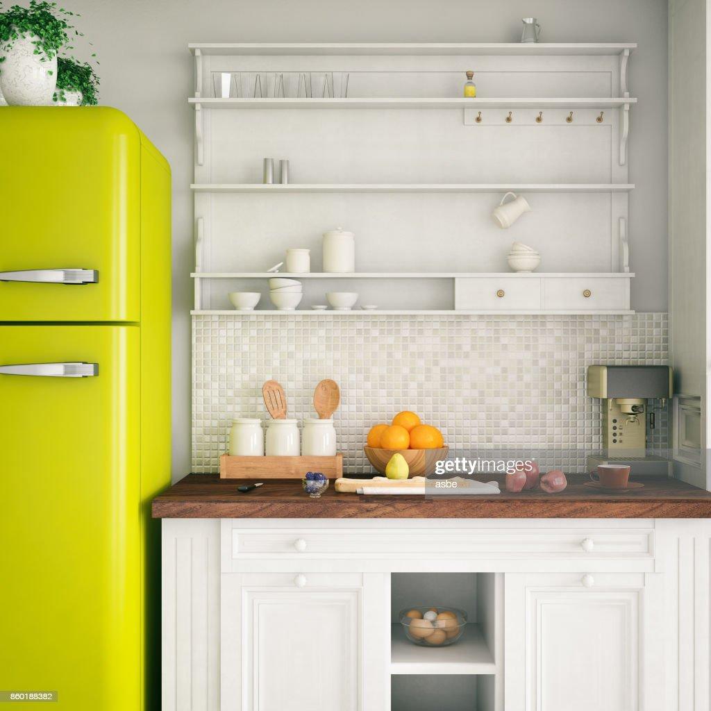 Loft Kitchen : Stock Photo