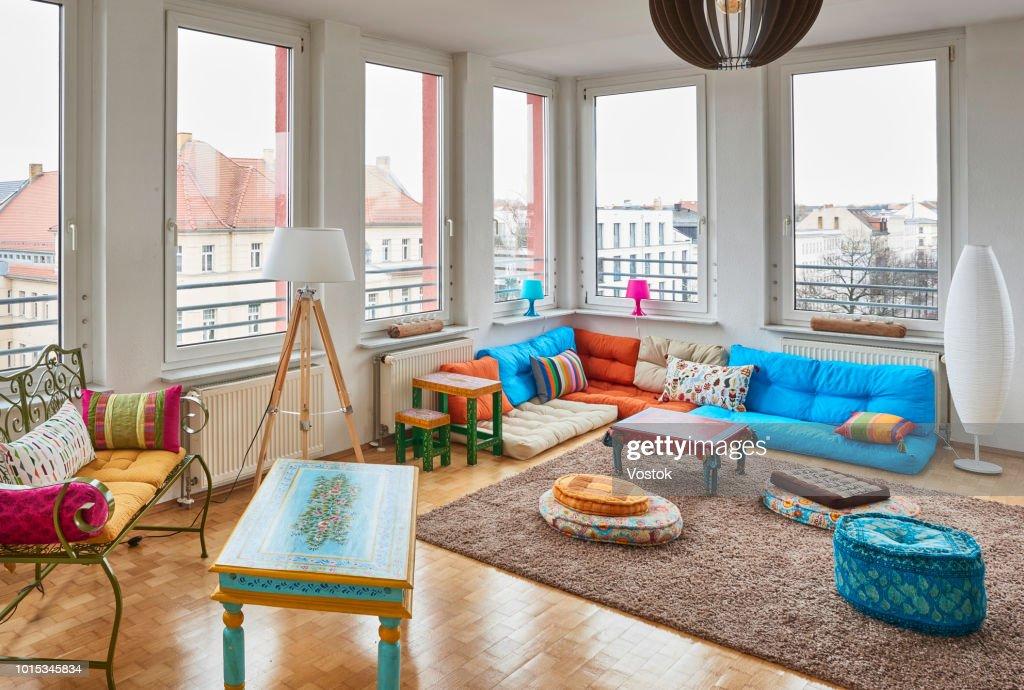 Loft Studio Apartment In Leipzig Foto De Stock Getty Images