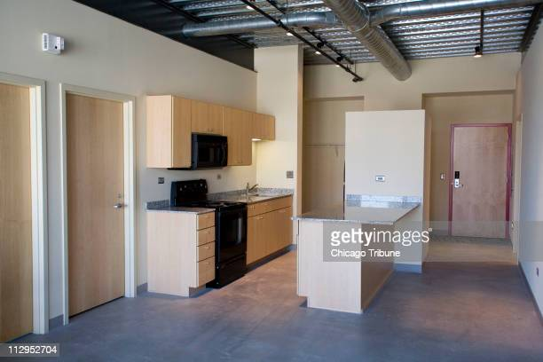 LoftRight near the campus of DePaul University in Chicago Illinois offers modern lofts for student housing