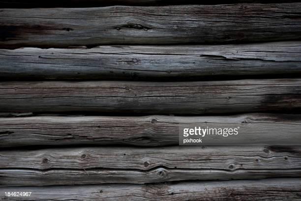 Log Cabin Wall