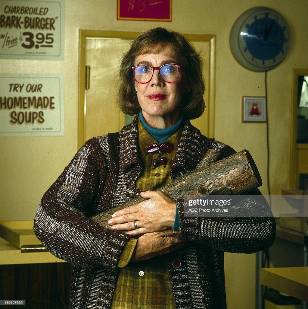 PEAKS - 'Log Lady' Gallery - Shoot Date: July 26, 1990. CATHERINE