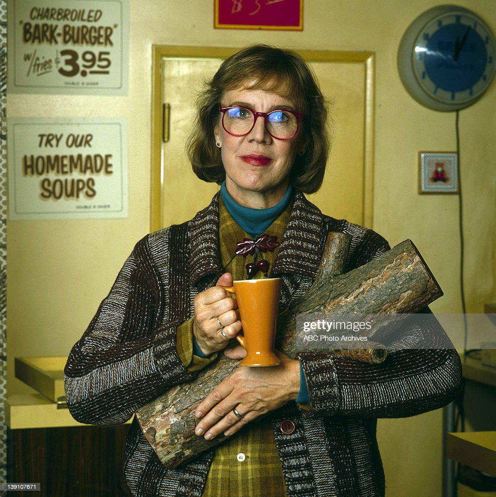 PEAKS - 'Log Lady' Gallery - Shoot Date: July 26, 1990. CATHERINE