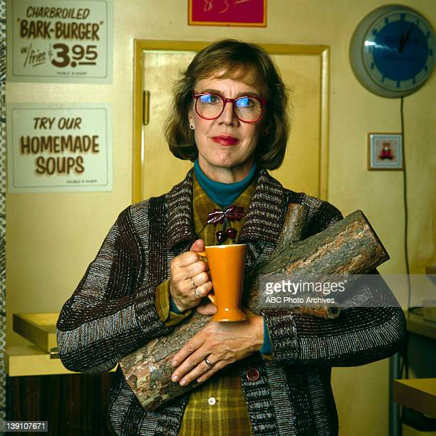 PEAKS 'Log Lady' Gallery Shoot Date July 26 1990 CATHERINE