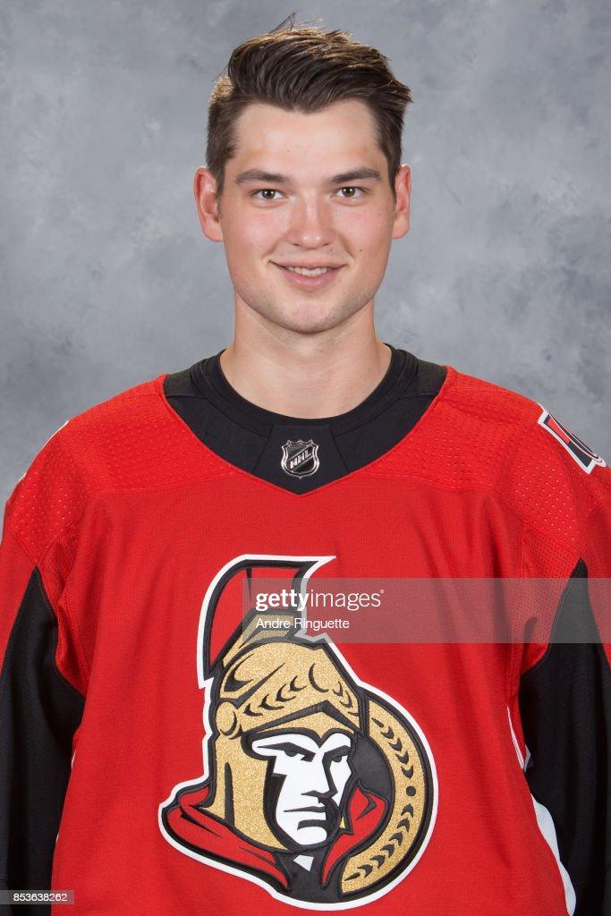 Ottawa Senators Headshots