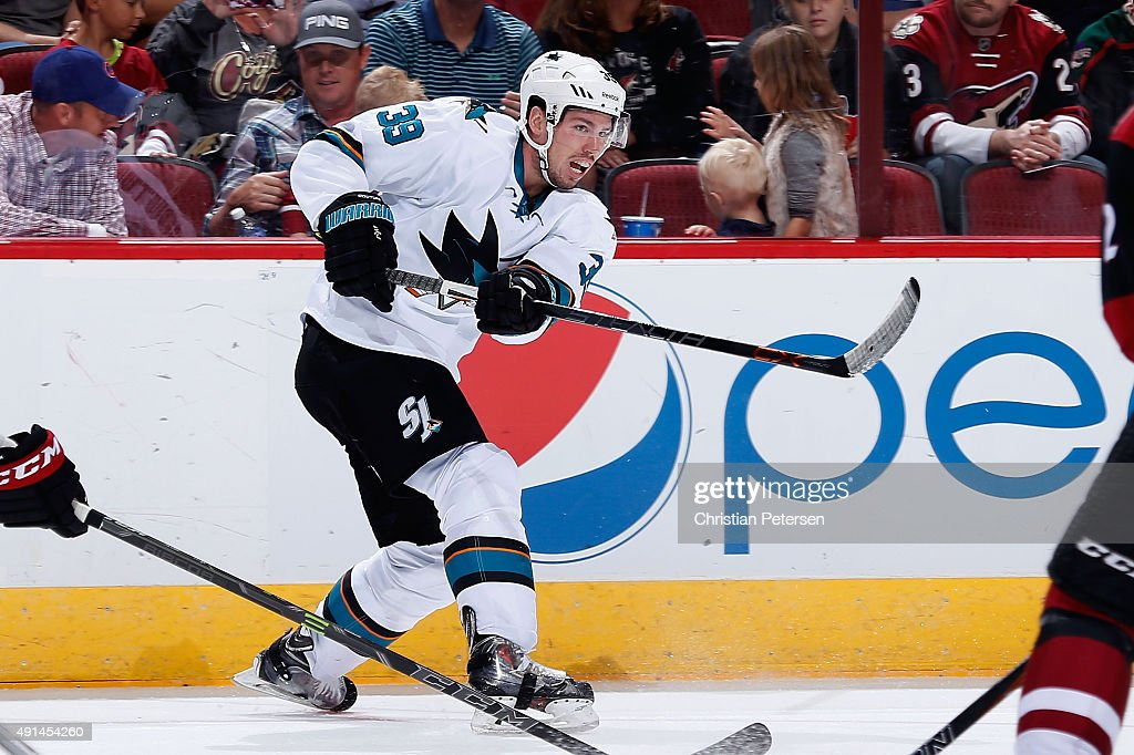San Jose Sharks v Arizona Coyotes : News Photo