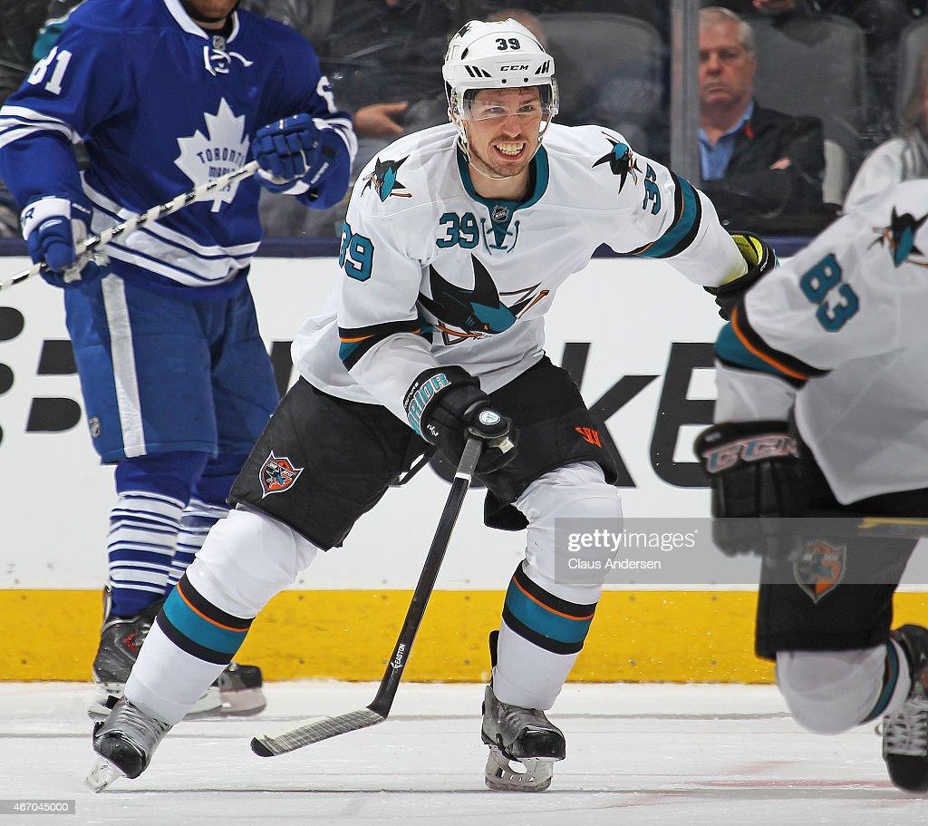 San Jose Sharks v Toronto Maple Leafs : News Photo
