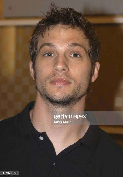 Logan MarshallGreen during Logan MarshallGreen Leaves 'Swimming in the Shallows' at the McGinn/Cazale Theater in New York City July 1 2005 at...