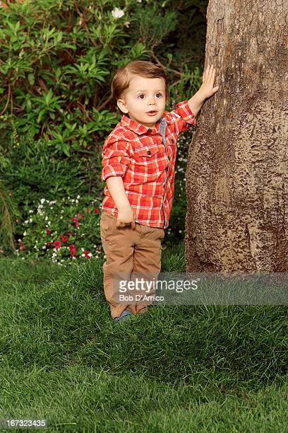 CHARLIE Logan Moreau stars as Toby Duncan on Disney Channel's Good Luck Charlie Photo by Bob D'Amico/Disney Channel via Getty Images