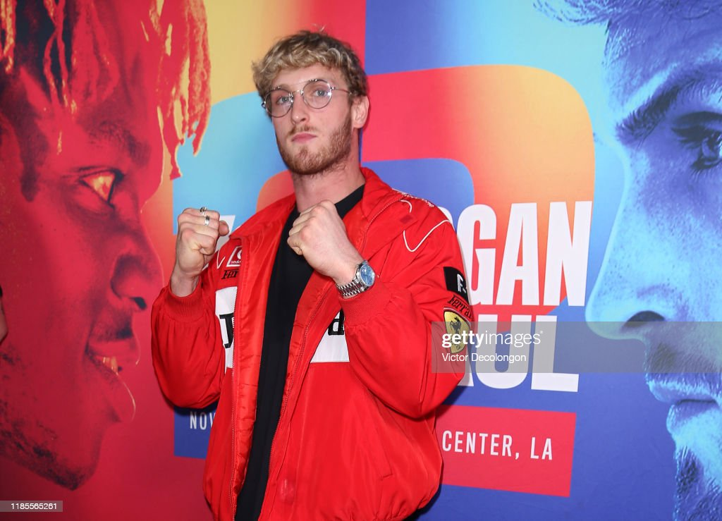 """Screening Of DAZN's """"40 Days"""" - A Look Behind The Scenes Of The Preparations For KSI And Logan Paul Ahead Of Their Rematch : News Photo"""