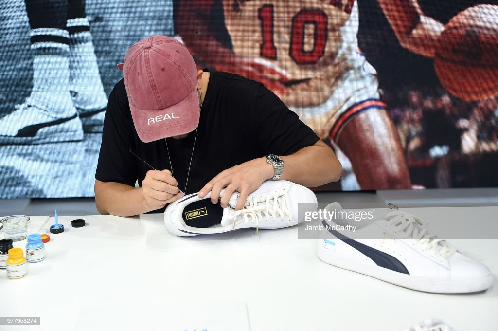 e7441542899 PUMA Signs First Ever Life Long Contract With Basketball Legend Walt
