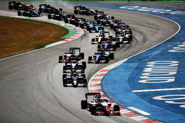 ESP: Formula 3 Championship - Round 6:Barcelona - First Race